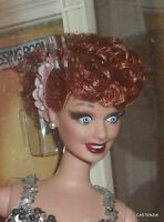 NRFB MATTEL BARBIE 50th ANNIVERSARY I LOVE LUCY THE BALLET PINK LABEL NRFB MINT