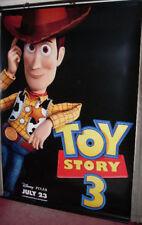 Cinema Banner: TOY STORY 3 2010 Woody/Tom Hanks