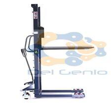 Carrello Elevatore Oleodinamico Trazione Sollevamento Manuale P.Kg.1000 h.cm.160