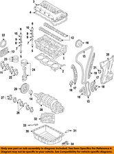 CHRYSLER OEM-Engine Oil Pump 68127986AH