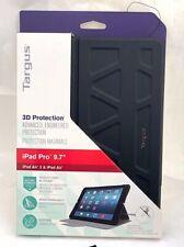 "TARGUS 3D PROTECTION BL TABLET CASE iPAD PRO 9.7"" FOR iPAD AIR 2 & iPAD AIR BNIB"