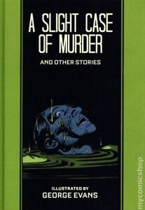 A Slight Case of Murder Other Stories by George Evans HC EC Library #1 NM 2021
