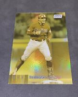 2020 Topps Stadium Club Chrome Gold Minted Refractor FRANCISCO LINDOR Indians