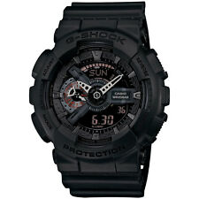 Casio G-Shock GA110MB-1A Military Series Watch - Black / One Size