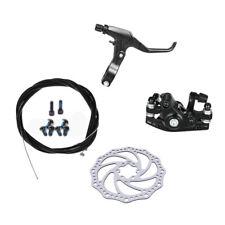 Bicicleta MTB Mecánico Freno de Disco Delantero & Trasero Juego Con 160mm
