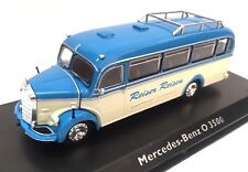 MERCEDES BENZ O 3500 AUTOBUS 1/72 ATLAS PREMIUM BUS  DIECAST COACHES