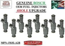 1986-89 Ford Thunderbird 5L V8/ NEW Set/8 OEM BOSCH 4HOLE UPGRADE Fuel Injectors