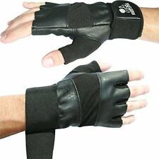 Weight Lifting Gloves With 12 Wrist Support For Gym Workout, CrossFit, Weightli