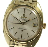 OMEGA Constellation Silver Dial Automatic Men's Watch_547495