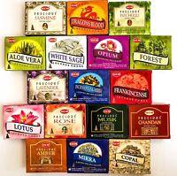 Hem Incense Cones Bulk- U Pick 10-20-30-50-70-100-120 Wholesale - Free Shipping!