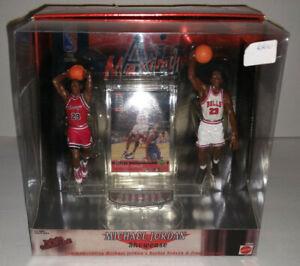 Michael Jordan 1999 Showcase Commemorative Series Maximum Air - Collectors Card