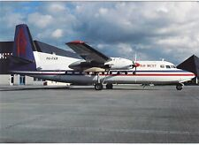 AIR  WEST            -              Fokker  F-27