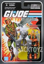 2018 GI Joe General Hawk Collectors Club Exclusive FSS 7.0 MOC