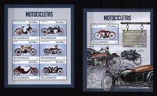 Mosambik Mozambique 2013 - Motorräder Motorcycles Oldtimer Harley Davidson DKW