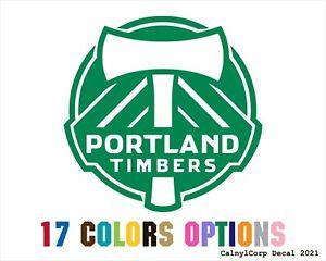 Portland Timbers Vinyl Sticker Decal (BUY 2 GET 1 FREE)