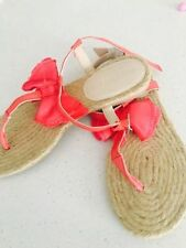 Flat (0 to 1/2 in.) Block Synthetic Sandals & Flip Flops for Women