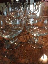 Vintage Wine Glass Set of 6