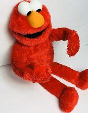 Big Hug Me Elmo Sesame Street Hugs 22in Hasbro Singing Sleep Talking 2012 Doll