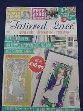 The Tattered Lace Magazine Issue #34 w/Free Die, Evelyn