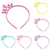 Lovely Kids Girls' Hair Hoops Cute Plastic Hair Bands Headbands Hair Accessories