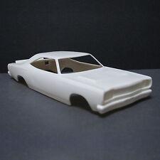 Jimmy Flintstone 1969 Road Runner Funny Car Resin Body #317