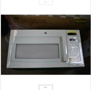 "GE JVM3160DFWW 30"" White Over-The-Range Microwave NOB"