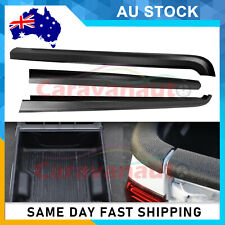 3pcs Rail Guard Cap Protector Cover Trim For MAZDA BT-50 Ute 2012-2020