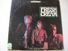 Fresh Cream ATCO SD 33-206 Stereo Vinyl Record Album LP