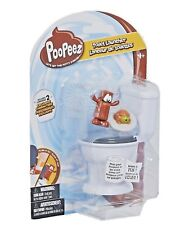 FLUSH FORCE POOPEEZ SERIES 1 TOILET LAUNCHER SQUISHY TOYS 2 EX. CHARACTERS