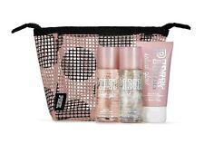 Victoria's Secret Pink New! Island Glow Travel Kit