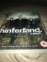 Hinterland (Y Gwyll) [DVD], Very Good DVD, Hannah Daniel, Mali Harries, Richard
