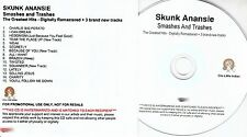 SKUNK ANANSIE Smashes & Trashes 2009 UK 15-trk watermarked promo test CD