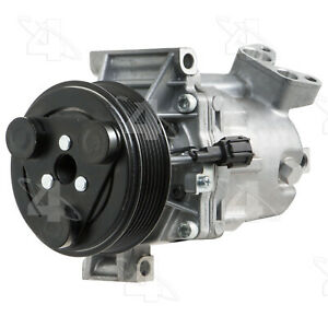 A/C Compressor-New Compressor 4 Seasons 58887
