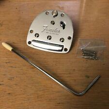 Fender USA Johnny Marr Jaguar Tremolo Assembly Bar Staytrem American Jazzmaster
