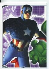 Marvel Hero Attax Series 2 Base Card #171 Avengers