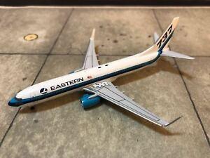 *Aeroclassics Eastern 737-8ALWL, 2014s White Hockeystick Colors, N276EA LAST ONE