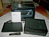 Harman/Kardon Receiver AVR139 & DVD-Player DVD26, HDMI, 2 Jahre Garantie