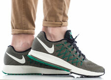 Nike Air Zoom Pegasus 32 Running Baskets Gym Décontracté UK 7.5 (Eur 42) Cargo Khaki