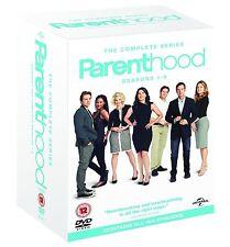 PARENTHOOD SERIES 1-6 COMPLETE DVD BOX SET NEW SEALED SEASONS 1 2 3 4 5 6