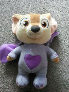 Disney Zootropolis Deluxe 2 In 1 Ele-Finnick Talking Soft Plush Toy - Tomy *NEW*