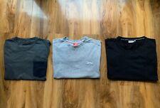 """Men's Clothes Bundle T-Shirt French Connection Pierre Cardin Slazenger Large 42"""""""
