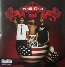 N*E*R*D - FLY OR DIE  -  CD
