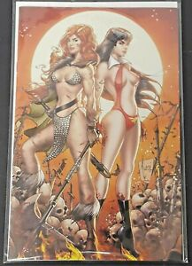 Vampirella Dynamite Comics Elite Exclusive Virgin Cover