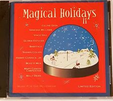 Magical Holidays Volume II Christmas Music Limited Edition Celine Dion