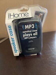 iHome NXT Protective Speaker Case for iPod  (Brand New Factory Sealed)