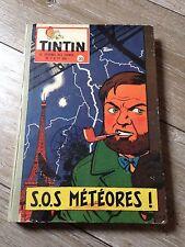 recueil reliure journal tintin france 35 (1957) + chèques tintin côte BDM + 230e