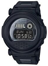 Casio G-Shock Jason G001BB-1 Digital Black Classic Matte Brand New WithTags