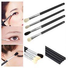 4Pcs Blending Cosmetic Tool Makeup Brushes Set Eyeshadow Foundation Powder