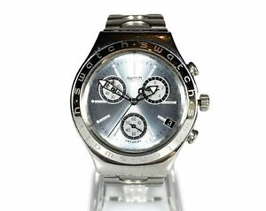 Swatch Irony V8 - 4 Jewels - Men's Watch - New Battery