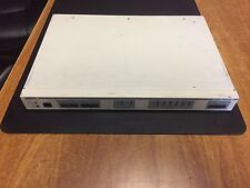 Adtran TDU 120eDC SNMP Managed Integrated Access Device T1 Multiplexer